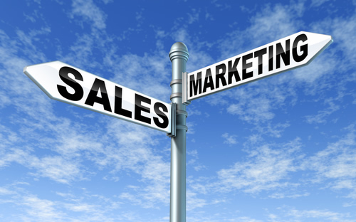 marketing التسويق والمبيعات