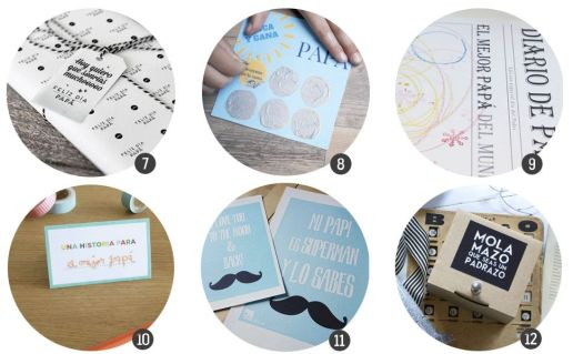 18 Imprimibles gratis para el Día del padre