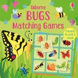 Usborne Bugs Matching Games