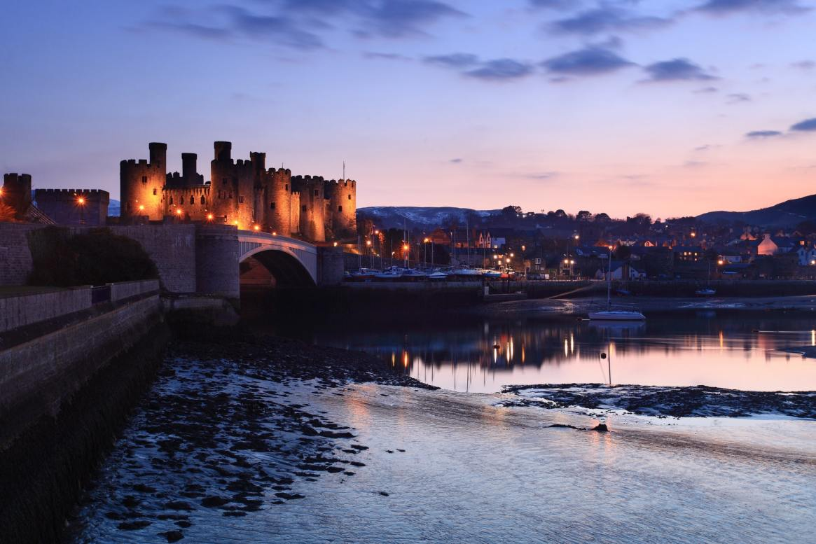 Conwy castle fest