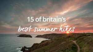 best summer hikes