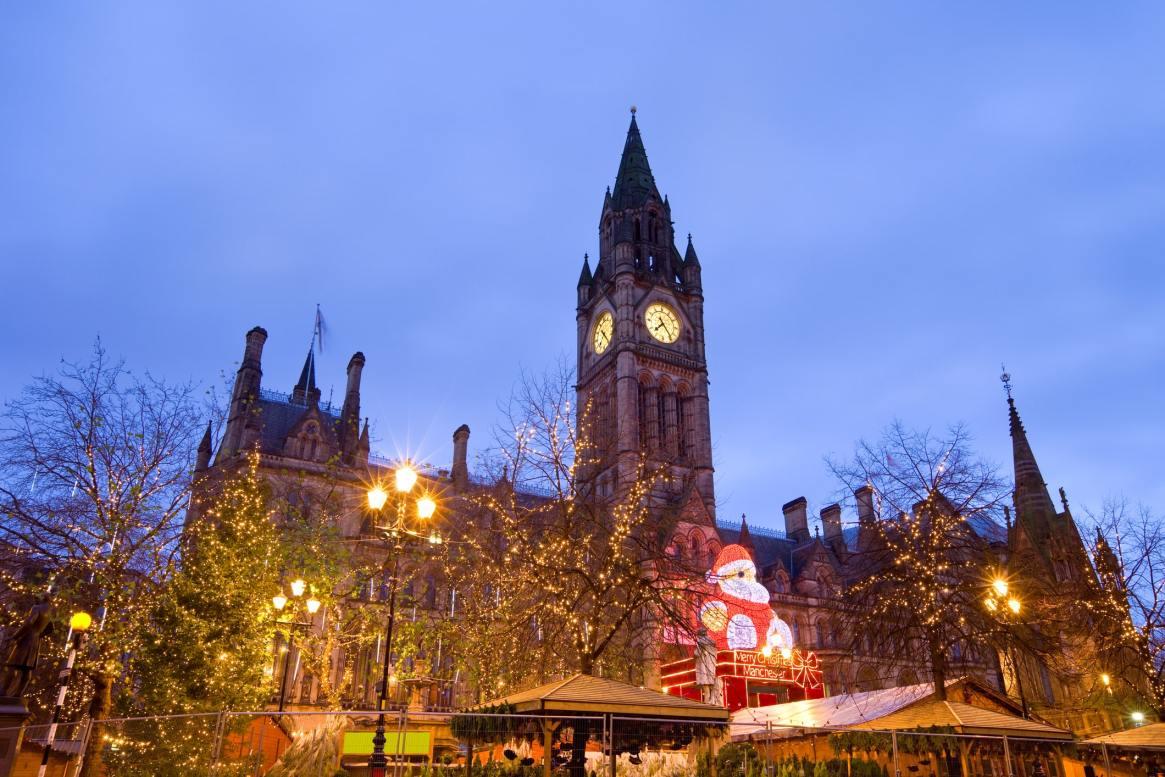 Manchester Xmas market