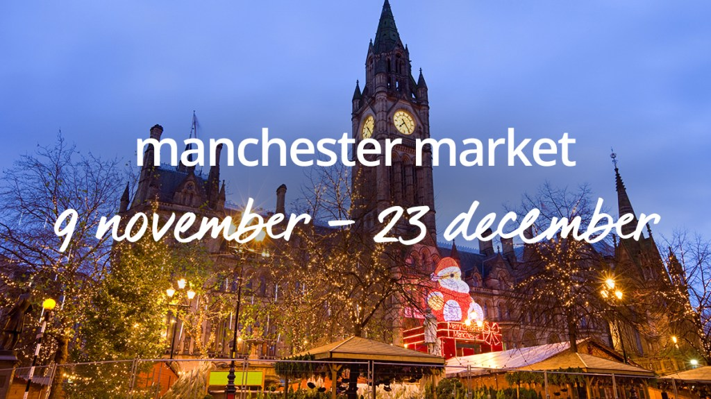 Book a Christmas market break in Manchester this year with cottages.com