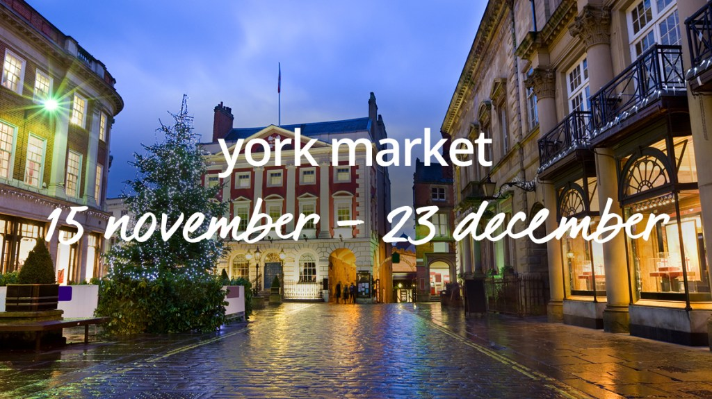 Book a Christmas market break in York with cottages.com