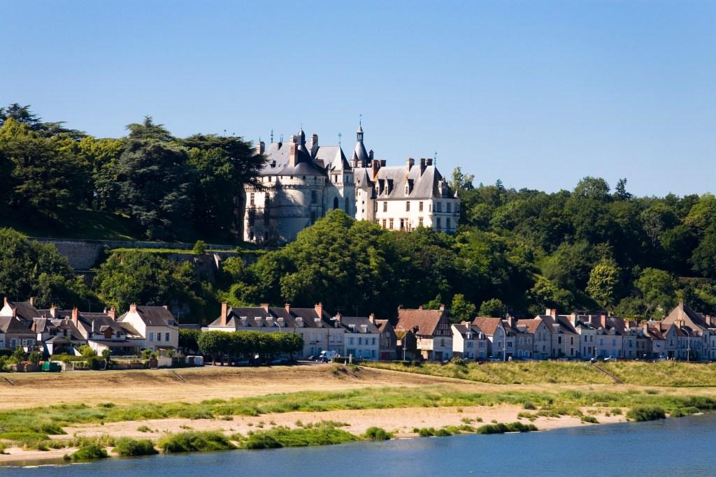 Chaumont-sur-Loire festival autumn France