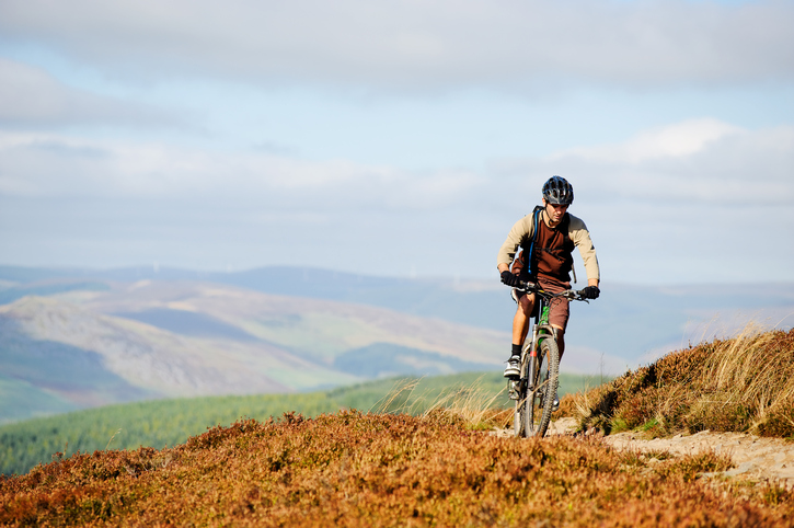 Cycling microadventures