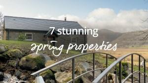 stunning spring properties
