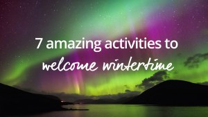 Things to do in winter UK