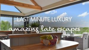Last minute luxury breaks