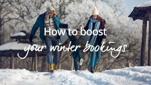 How to boost your winter holiday let bookings