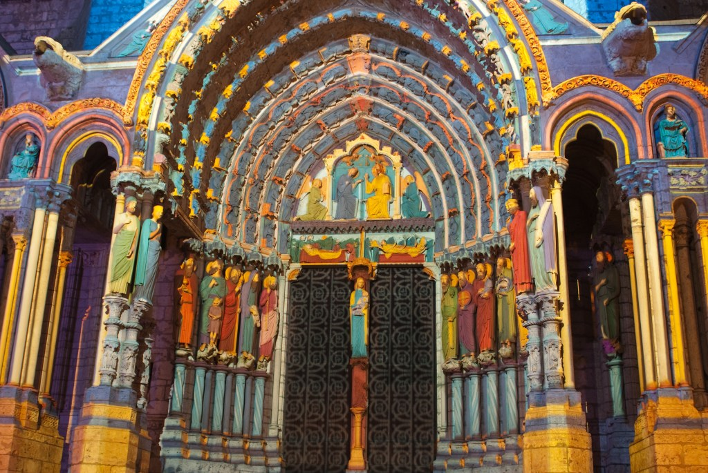Chartres In Lights – 27 April to 12 October