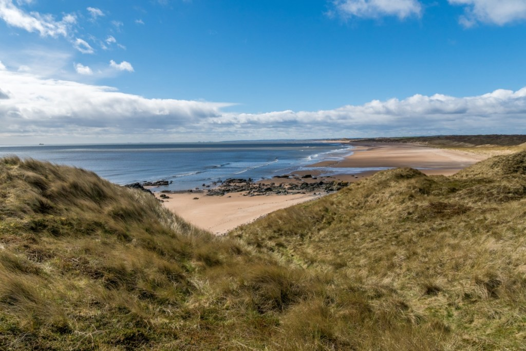 The Sands of Forvie, Aberdeenshire