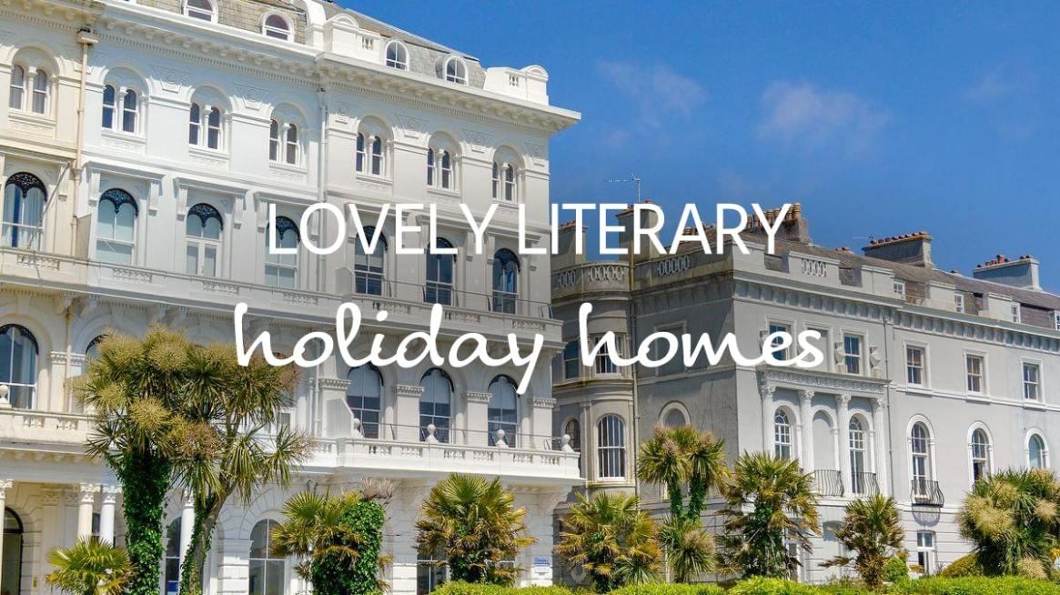 literary holiday homes