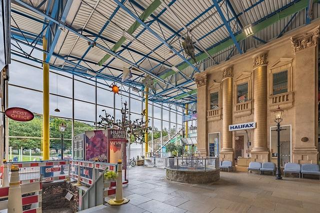 Eureka! museum interior