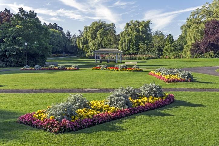 Harrogate park