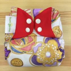 Maggie Designer Diaper front