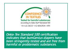 OEKO-TEX certifiation