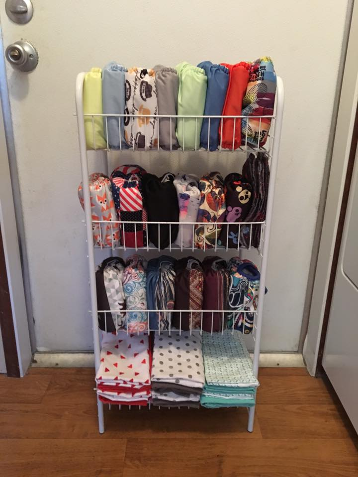 Cloth Diaper Storage & Cloth Diaper Storage Solutions - Cotton Babies Blog : Cotton Babies Blog