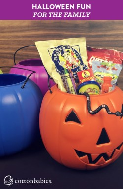 Boo! Don't be scared - the whole family can have Halloween fun!