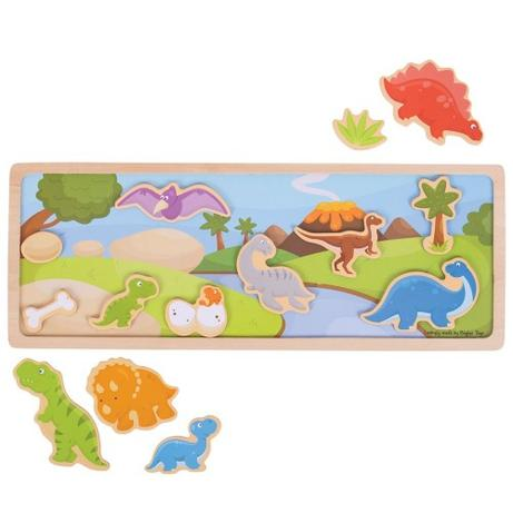 Magnetic Dino toy