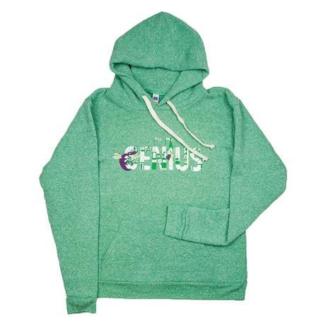 Green Genius Hoodie