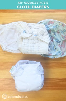 My journey with cloth diapers started when I myself was a baby. Flash forward a few decades, and I started using cloth diapers on my own kids. They range from 11 years old to 23, so I've seen a LOT of changes with #clothdiapers.