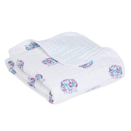 aden and anais stroller blanket