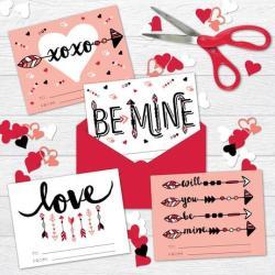 FREE Valentine Card Download