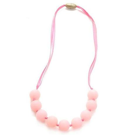 Necklace for your little Valentine - Chewbeads Junior