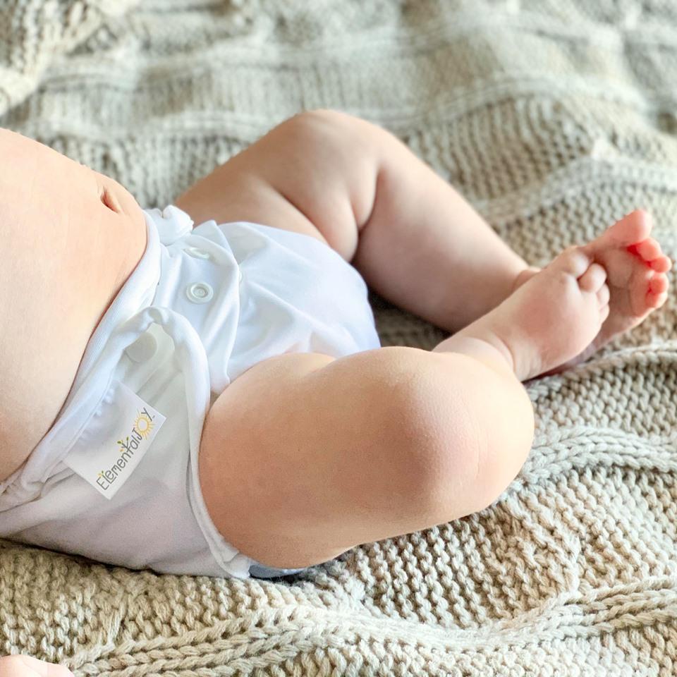Elemental Joy on baby