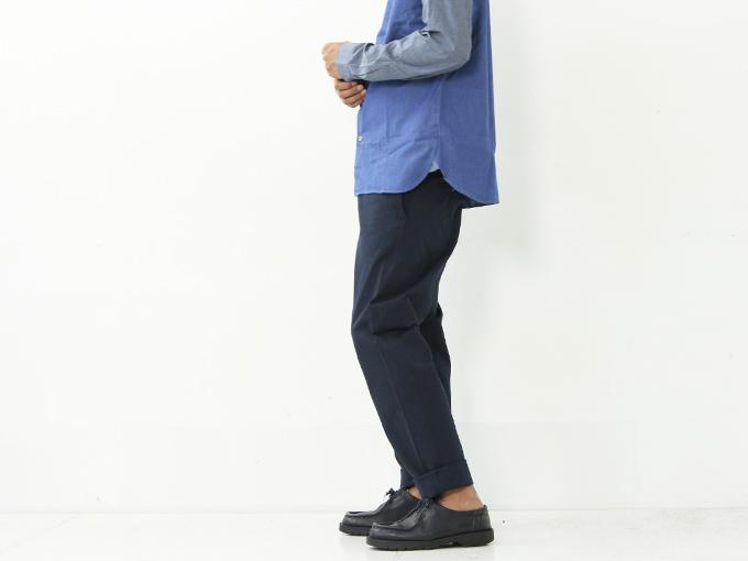 YAECA(ヤエカ) CHINO CLOTH PANTS STANDARD