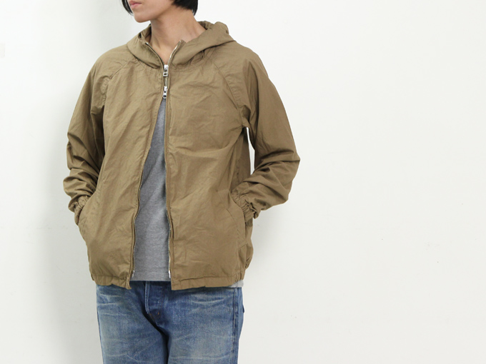Ordinary Fits (オーディナリーフィッツ) SWING PARKA 3