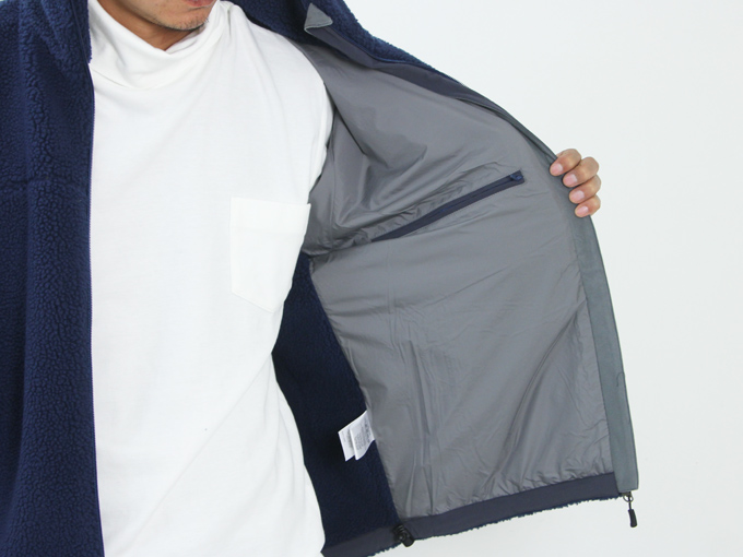 Rab(ラブ) DOUBLE PILE JACKET / ダブルパイルジャケット