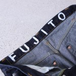 FUJITO(フジト) Acer Denim Jeans 【再入荷しました】