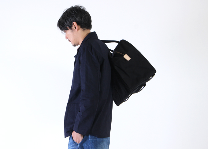 FUJITO (フジト) Boston Bag