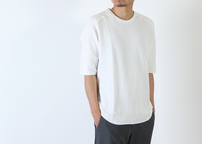 CURLY (カーリー) CLOUDY QS TEE