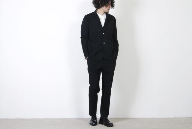 CURLYのTRACK JACKET&TRACK TROUSERS