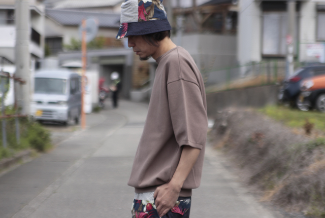 crepuscule(クレプスキュール) S/S knit