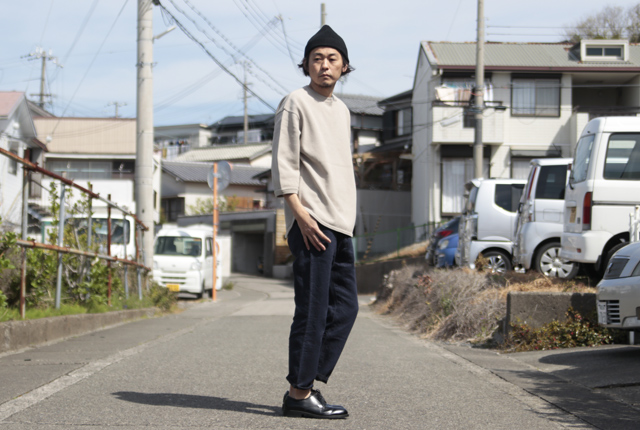 crepuscule (クレプスキュール) 7's round knit
