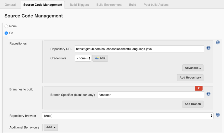 Create a Continuous Deployment Pipeline with Jenkins and Java