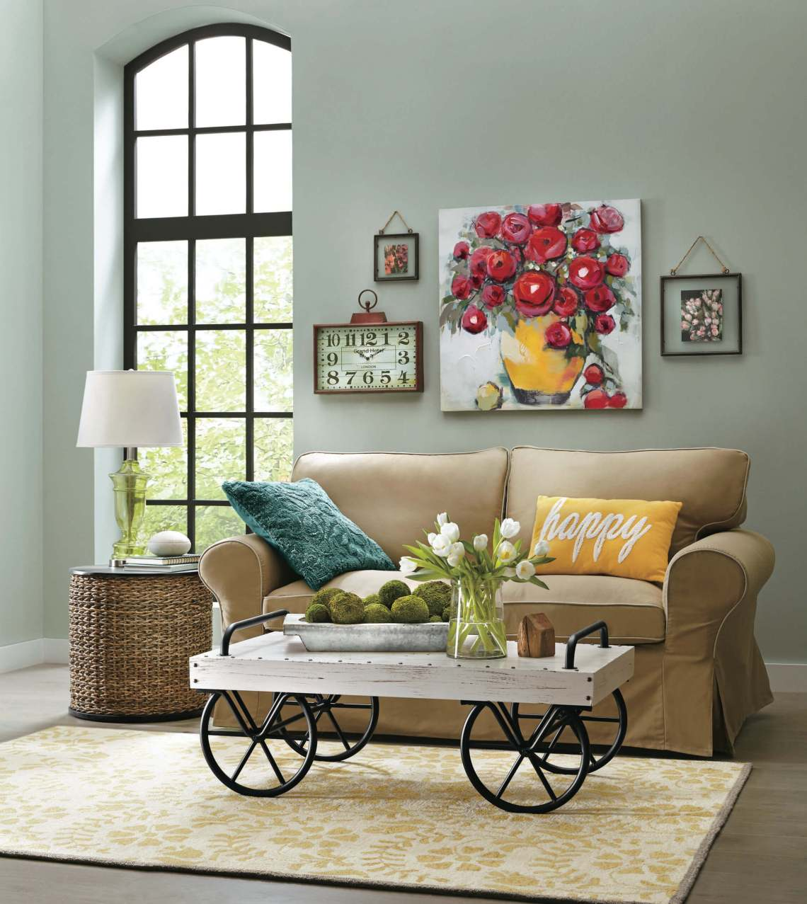 Make The Most Of Your Living Room And Dining Room Combo