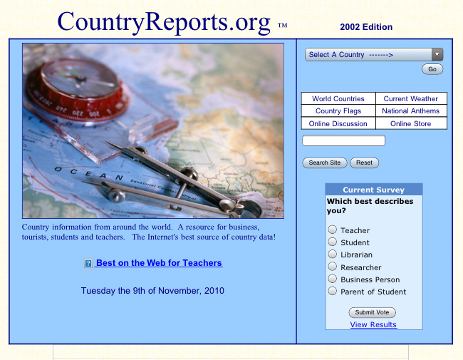 2002 Home Page