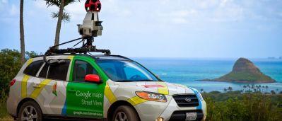 Google Street view na COP21
