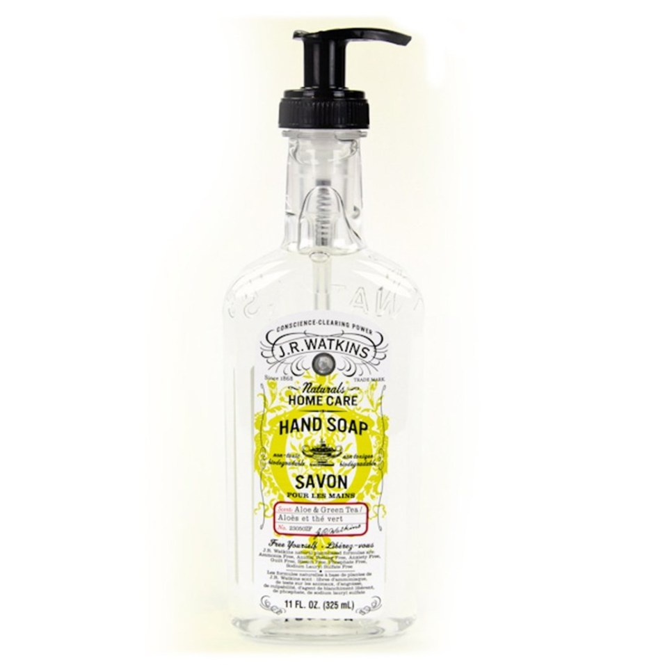 J.R. Watkins ™ Aloe-Green Tea Hand Soap