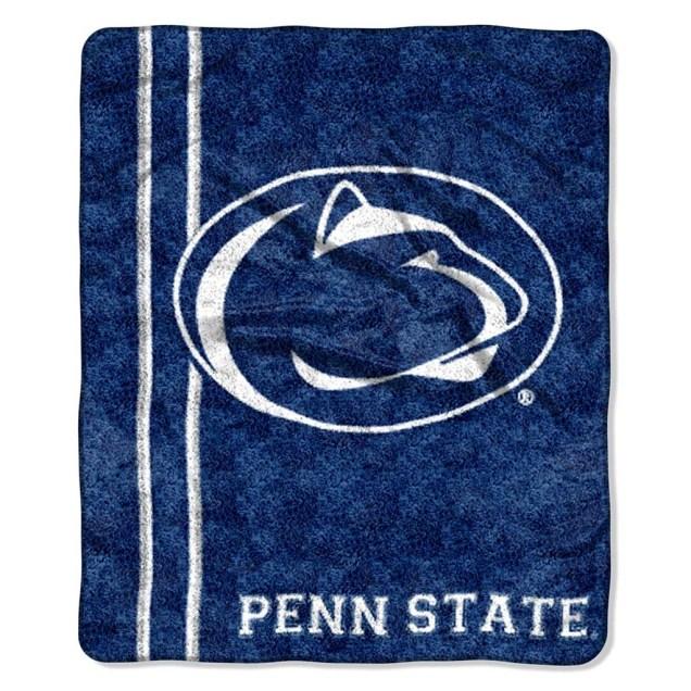 Sherpa Throw Blanket - Penn State