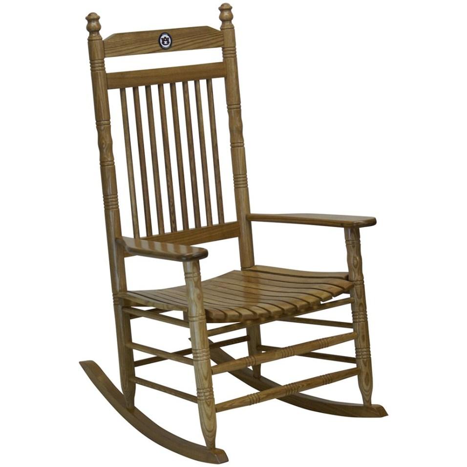 Hardwood Rocking Chair - Auburn