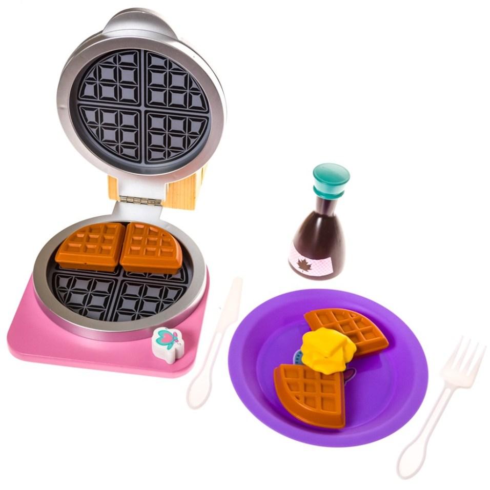 Butterflies ™ Waffle Maker Set