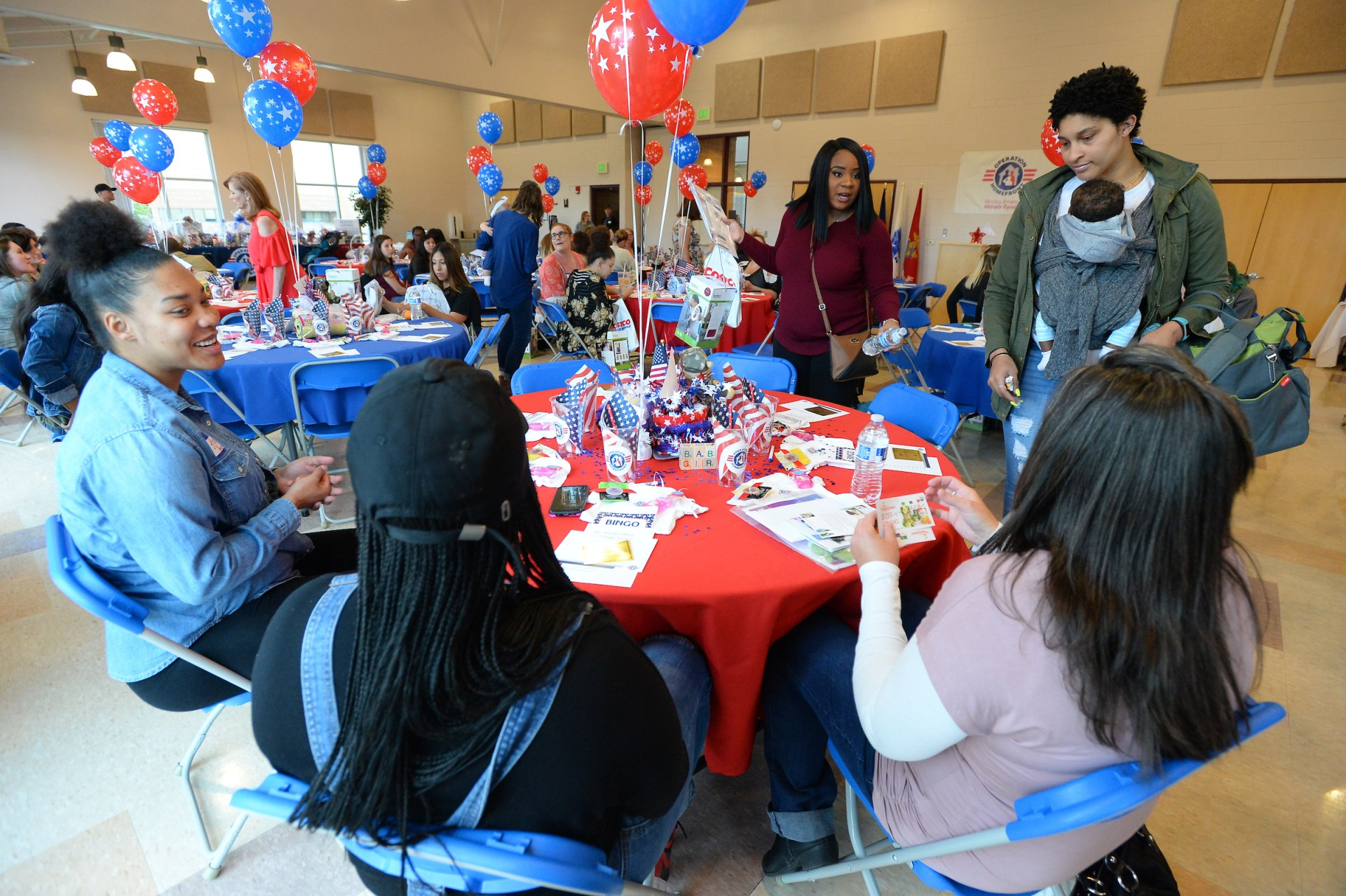 Star-Spangled Babies Baby Shower