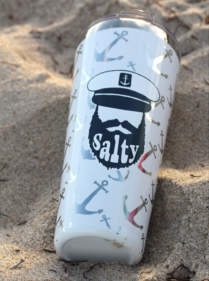 Salty Tumbler