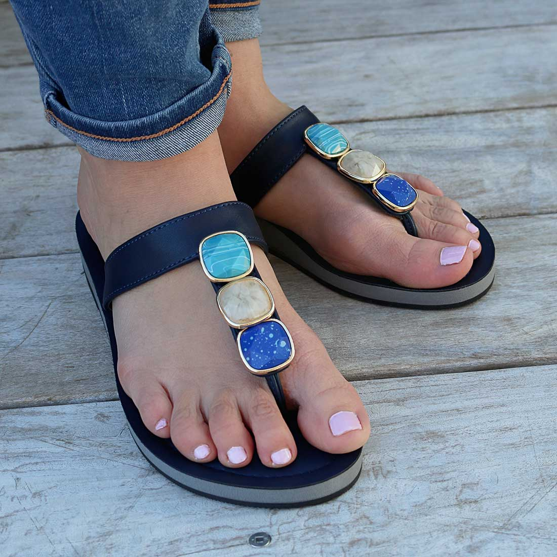 3 Stone Sandal